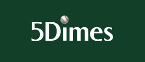5Dimes Up To A Total Of $520 in Free-Play Rewards